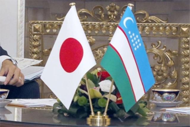 Япония Өзбекистанға 2,3 млн долларлық грант усынды