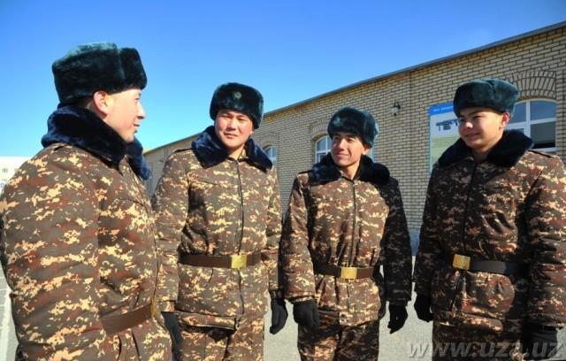 Өзбекистанда армияға шақырыў жәрияланды