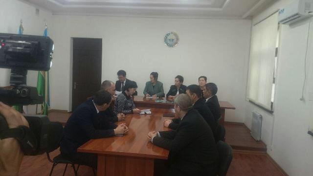 Қарақалпақстан Республикасы судлары қурамына өзгерислер киргизилди