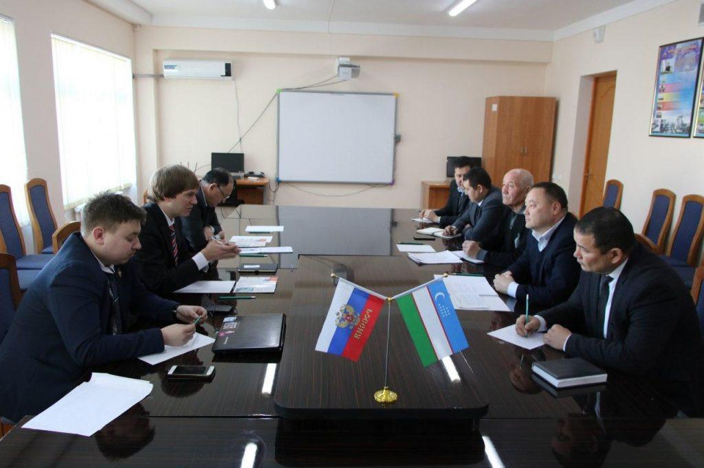 Moskvalı delegatlar QMUda